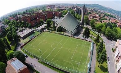 césped sintético para campos de fútbol 7