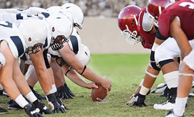 Césped sintético para campos de Rugby y Fútbol americano
