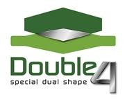 Logotipo Double4