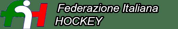 Logotipo federación italian de hockey